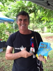 Paul Webster, founder of World Cassowary Day